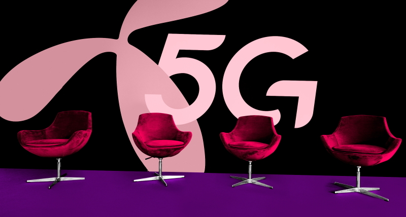 5G Launch event