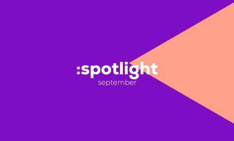 :spotlight September